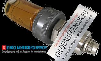 Olie kwaliteit sensor