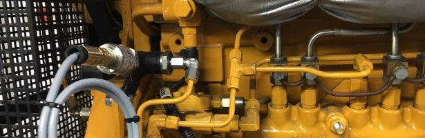 Olieconditie Monitoring op 4 diesel generatoren
