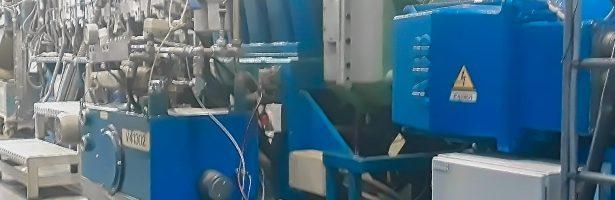 Olie Conditie Monitoring van Industrial Gearbox