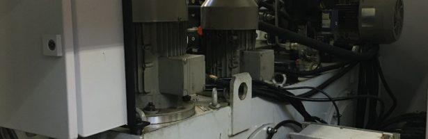 Olie Conditie Monitoring op CNC draaibank